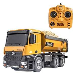 TongLi 573 RC Dump Truck with Remote Control