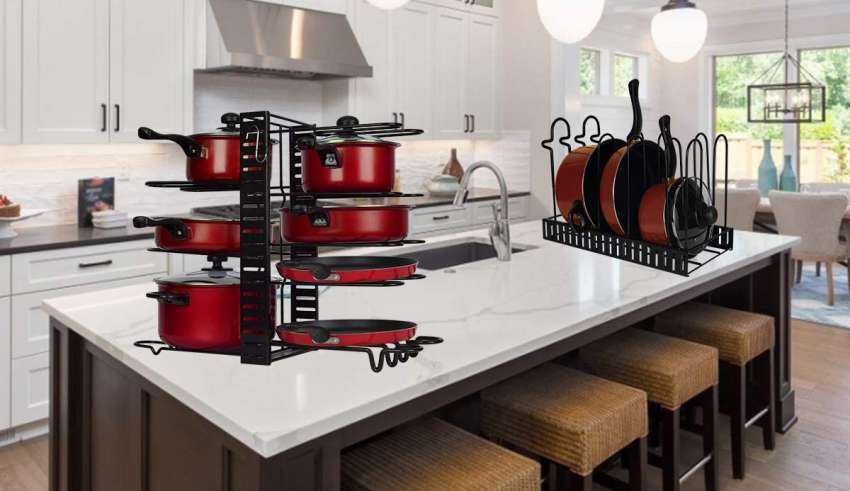 Best Pots and Pans Organizer in 2021