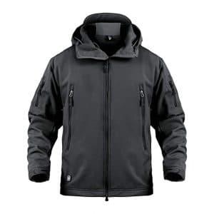 ANTARCTICA Men's Waterproof Outdoor Jacket
