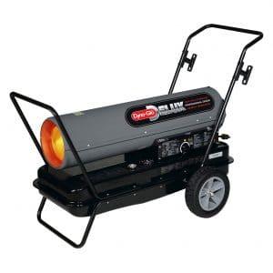 Dyna-Glo Forced air Heater, Gray