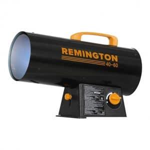 Remington Air Heater, Black
