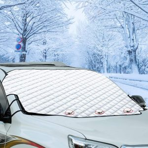 Cosyzone Windshield Snow Ice Cover for Car