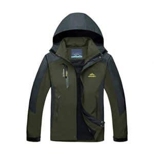 Men's Lightweight Mountain Jacket