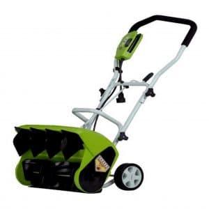 GreenWorks 26022 Electric Snow Shovel