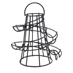 Yontree Spiraling Design Egg Skelter