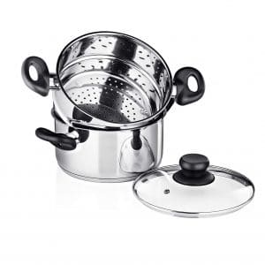 Chef's Star Steamer Pot