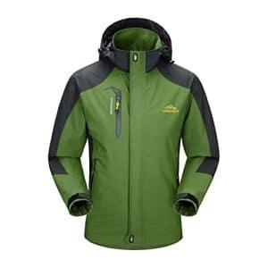 Rdruko Men's jacket