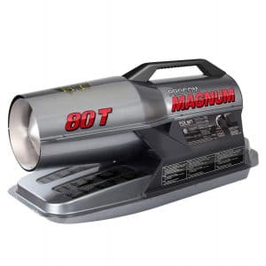 ProCom Forced Air Heater, 80,000 BTU