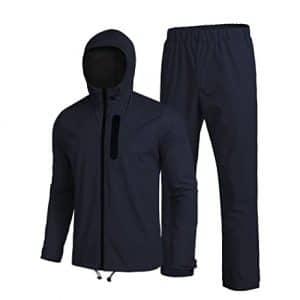 COOFANDY Men's Waterproof Fishing Jacket