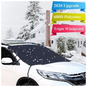 Vilege Windshield Snow Cover Protector