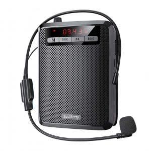 Judiferty Voice Amplifier Bluetooth Portable Voice Amplifier