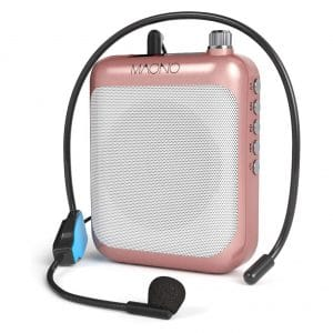 MAONO Voice Amplifier Portable Rechargeable Mini Speaker