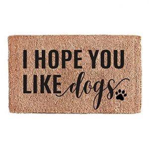 Mandola Home Dog Doormat