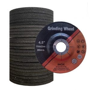 MinCHI257 Grinding Wheel for Grinders 25 Pack