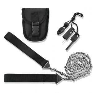 SUMPRI Pocket Chainsaw -36 Inch Long
