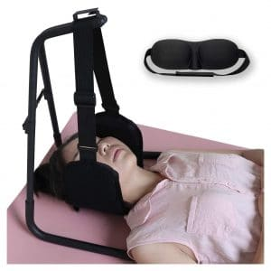 JUSPRO Neck Traction Device with Stand