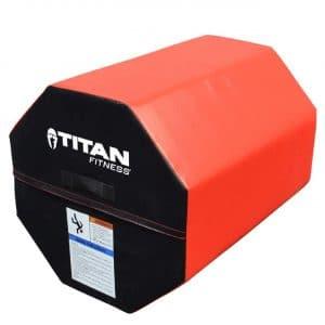 Titan Distributors Inc Octagon Tumbler Mat