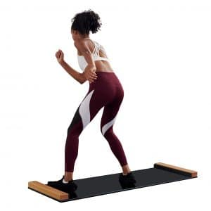 BRRRN 5 Ft Slide Board - Unique Workout Experience