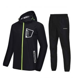 HOTSUIT Weight Loss Anti Rip Sweat Suit