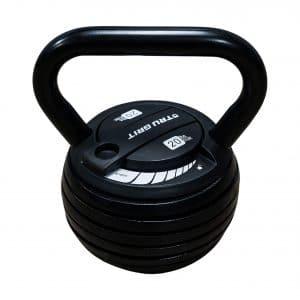 TG TRU GRIT Adjustable Kettlebell