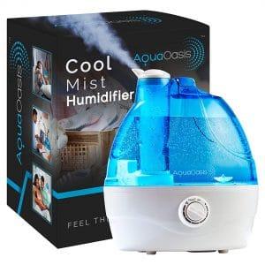 AquaOasis™ Cool Mist Humidifier