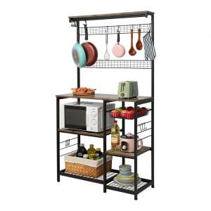 X-cosrack 68inch Microwave Stand