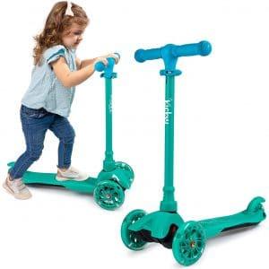 Kicksy Wheels Scooter