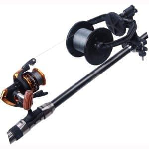 Fishings Line Spooler System - Portable Fishings Line Winder Reel Spooler Spooling Station Baitcast Line Spooling Machine Fishings Tool