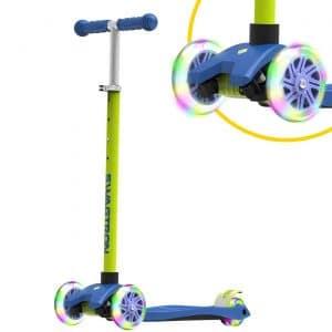 Swagtron K5 3-Wheel Kids Scooter