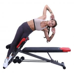Finer Form Weight Bench for Full Body Workout