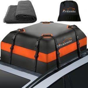 Fivklemnz All Car's Rooftop Cargo Carrier