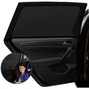 LEMLEON Car Window Shade