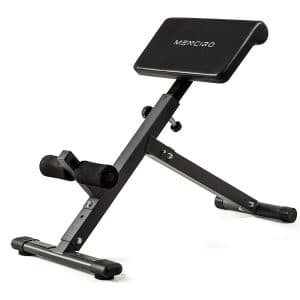 MENCIRO Roman Chair, 5 Levels Adjustable for Home Gym