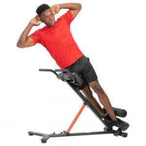 Sunny Health and Fitness Roman Chair
