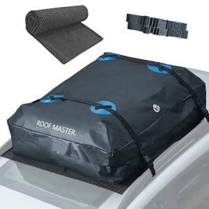 ROOFMASTER 16 Cu ft All Car's Rooftop Cargo Carrier