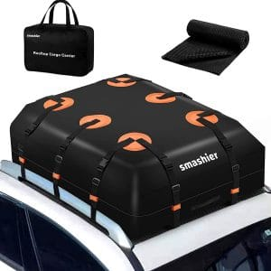 Smashier All Car's 16-Cubic Ft Rooftop-Cargo-Carrier