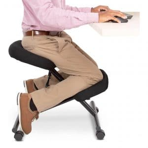 ProErgo Fully Adjustable Mobile Office Seating