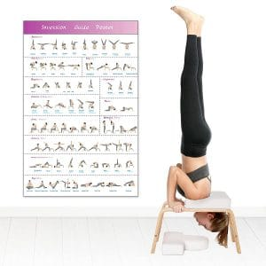 Restrial Life Yoga Headstand Bench