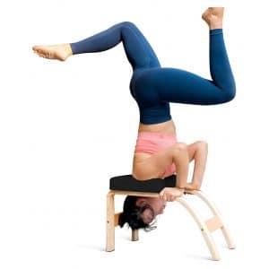 THUNDESK Yoga Headstand Bench